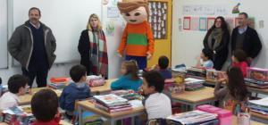 Escolas de Vouzela receberam a visita do Gaspar