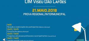 CNL 2018 - Fase Intermunicipal: programa